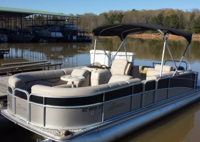 2011 Berkshire 243SLX Pontoon Boat