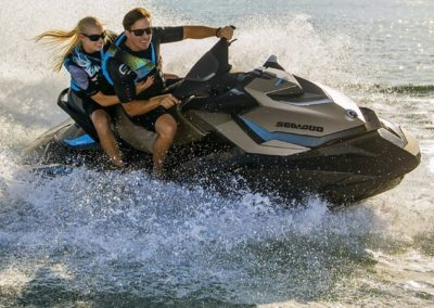 2018 Sea-Doo GTI Personal Watercrafts